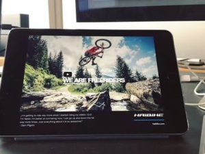 Tap through of the new ad, photos and content we created for Haibike for the @ebike_mtb app magazine. We shot the photos and footage in Losinj, Saalbach, Schweinfurt and the Loire Valley. #letsgohaibiking #haibike #weareeperformance #wearefreeriders #ipad