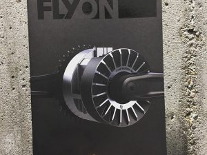FLYON brochure for Eurobike 2018. Designed at HDCM in close collaboration with Tom @hammeralbrecht #flyon #haibike #designagency #communicationdesign #printisnotdead #weareeperformance #agencylife