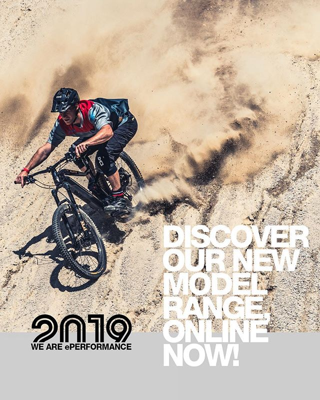 Work in progress! Still some bugs to work out, but the 2019 models are now up on Haibike.com along with a microsite for the first ever Haibike ePerformance system, FLYON ! #haibike #emtb #mtb #eebit #weareeperformance #letsgohaibiking #flyon