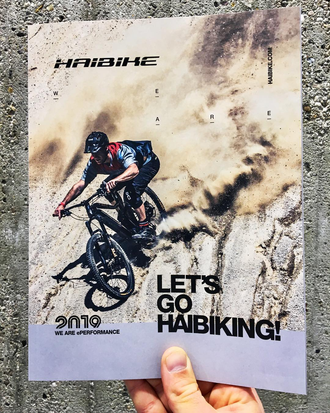 2019 print catalogue for Haibike, designed at HDCM. Let's go haibiking 😜. #haibike #designstudio #communicationdesign #designagency #emtb #ebike #emountainbike #weareeperformance #portfolio