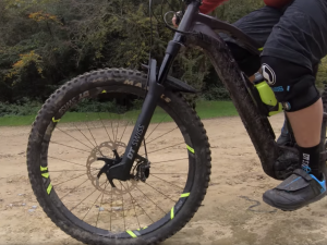 DT Swiss F535 ONE Fork test