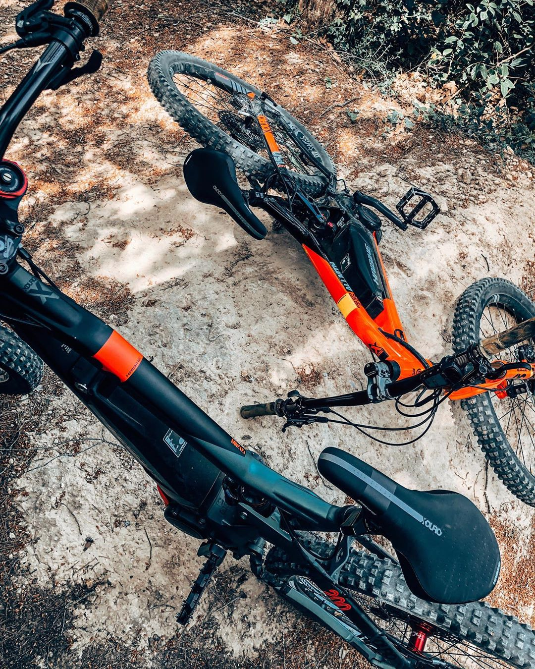 We are this week down in the south of France with the legendary @yannickgranieri shooting a short introductory edit and a few photos in between. #emtb #haibike #ebike #photoshoot